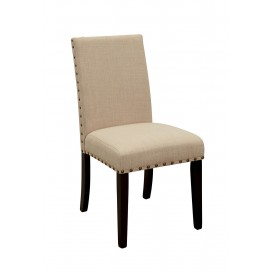Caiti Transitional Nailhead Trim Side Chairs (Set of 2)