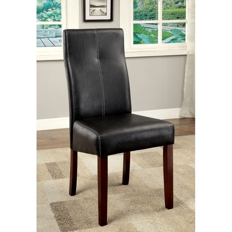 Wolfson Contemporary Upholstered Side Chairs (Set of 2)