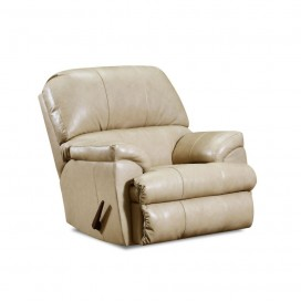 ACME Phygia Recliner (Motion) - 55762 - Tan Top Grain Leather Match