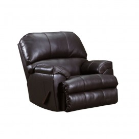 ACME Phygia Recliner (Motion) - 55767 - Espresso Top Grain Leather Match