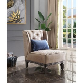 ACME Accent Chair w/Pillow - 58868