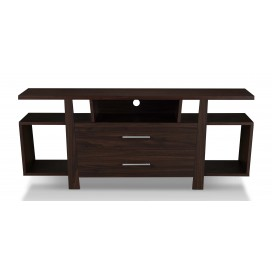 Charlie Modern 59-Inch TV Stand in Wenge