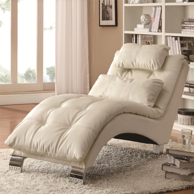 Accent Seating Modern Chaise
