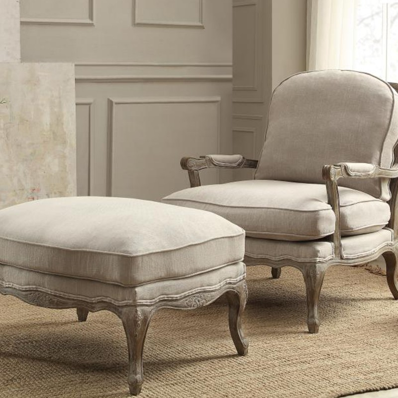 Parlier Collection's Accent Chair