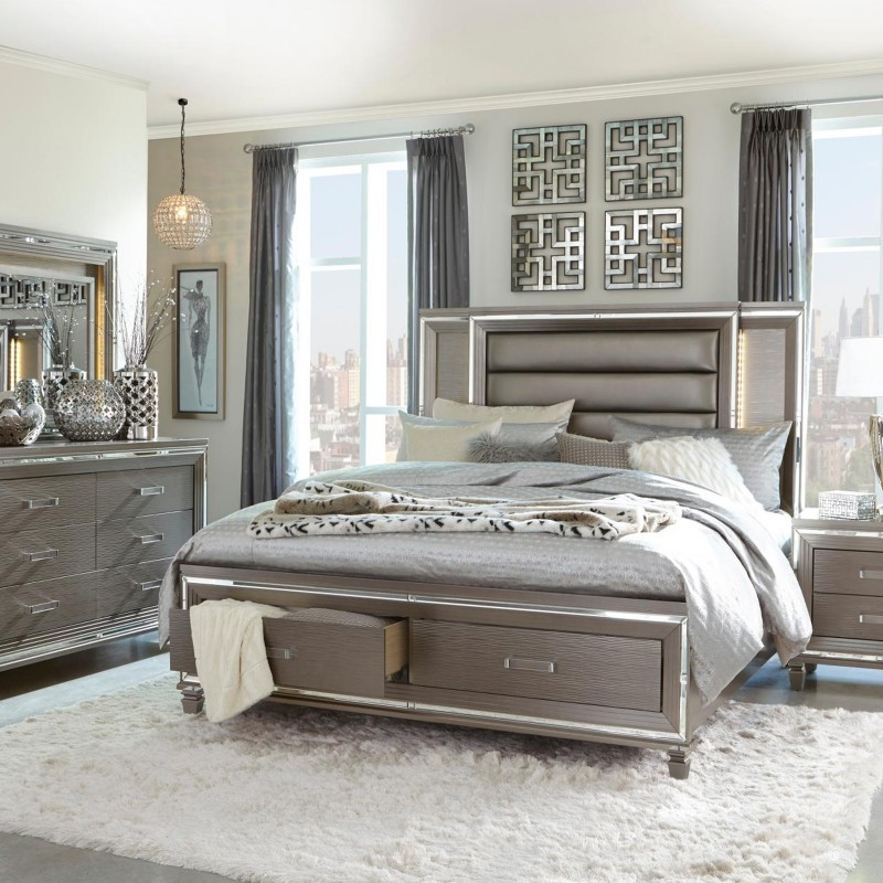 Tamsin Collection's Bedroom Set