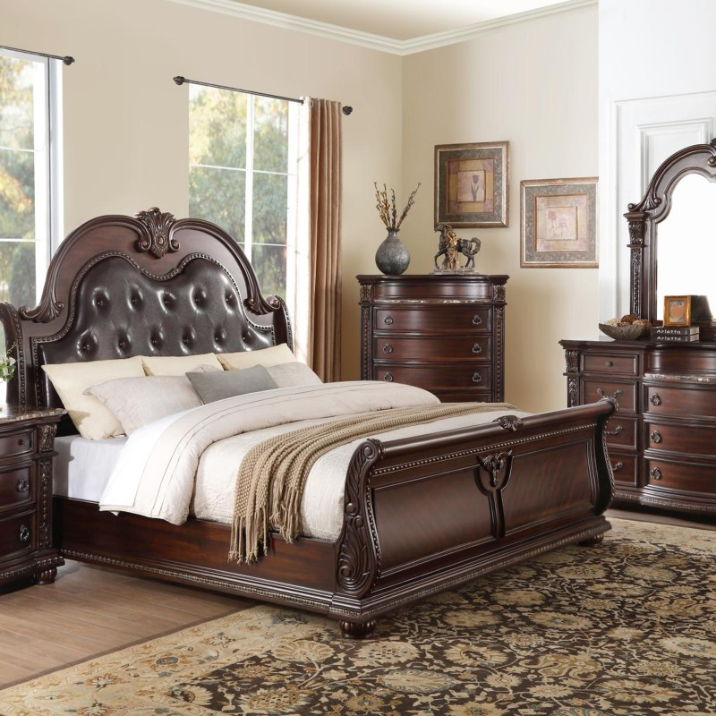 Cavalier Collection's Bedroom Set
