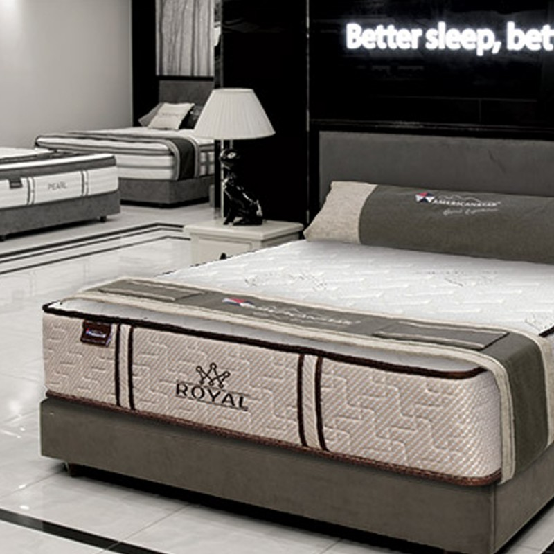 ROYAL POCKET COIL MATTRESS